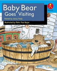 Baby Bear Goes Visiting