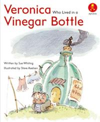 Veronica Vinegar Bottle